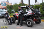 Kane Fraser Pilots UTV 1802 Polaris RZR XP in the Baja 1000