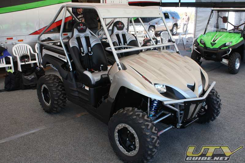 2009 kawasaki teryx with aftermarket accessories