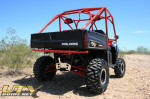 2009 Polaris Ranger XP Roll Cage - Jagged X
