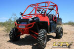 2009 Polaris Ranger Long Travek Kit