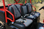 2009 Polaris RANGER XP built by Jagged X - bench seat