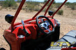 2009 Polaris RANGER XP built by Jagged X - Dash
