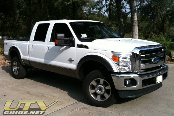 2011 Ford F350 Superduty - Crew Cab Short Bed