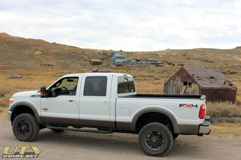 2011 Ford F-350 4x4 Superduty