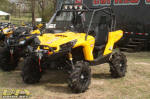 Gorilla-Axle Can-Am Commander at Mud Nationals