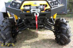 Gorilla-Axle Can-Am Commander lift kit