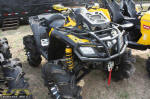 Outlander X mr - Team Gorilla-Axle Powered by Can-Am at Mud Nationals