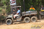 Polaris Ranger 6x6 in the Sand Pit at Mud Nationals
