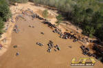 Mud Nationals - Aerial photo of the Sand Pit