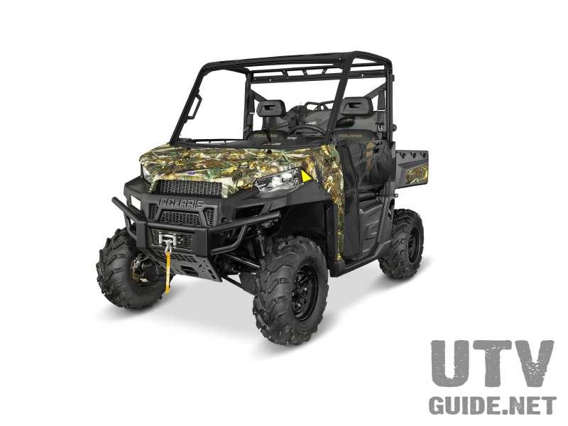 2015 Polaris RANGER XP 900 in Polaris Pursuit® Camo