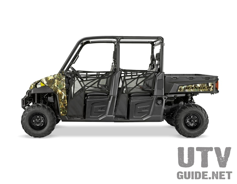 2015 Polaris RANGER XP 900 Crew in Polaris Pursuit® Camo