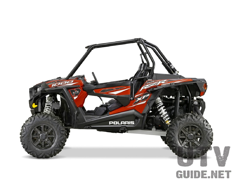 Havasu Red Pearl 2015 Polaris RZR XP 1000