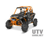 2015 Polaris RZR XP 1000 High Lifter Edition