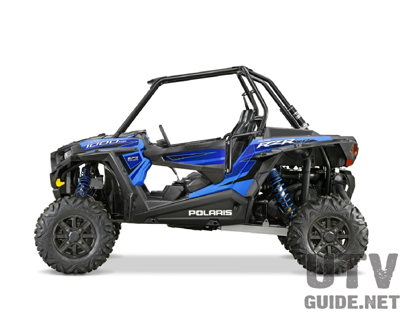 Voodoo Blue 2015 Polaris RZR XP 1000