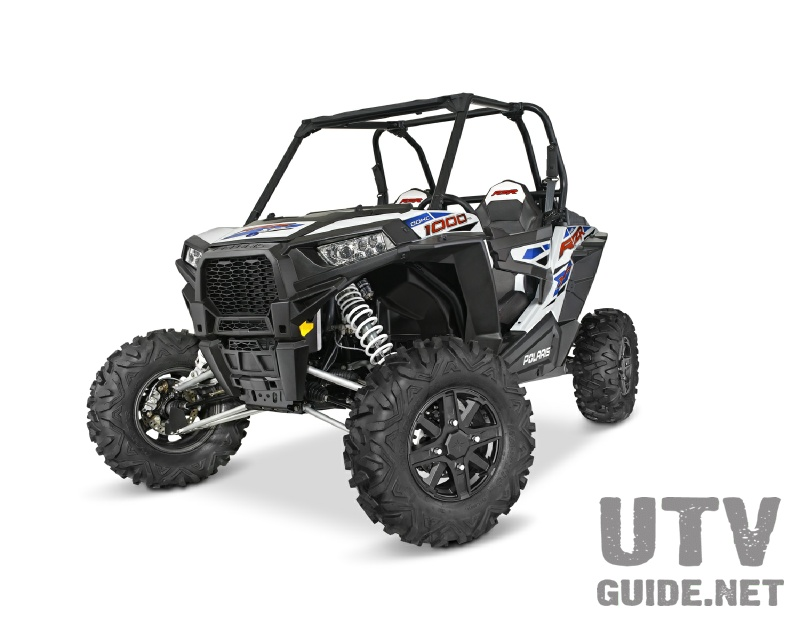 White Lightning 2015 Polaris RZR XP 1000