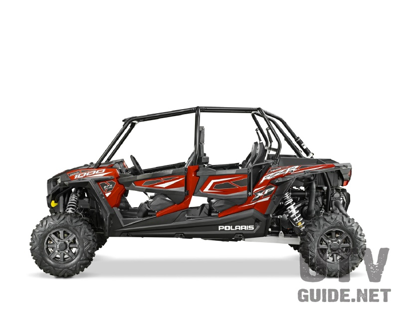Havasu Red Pearl 2015 Polaris RZR XP 4 1000