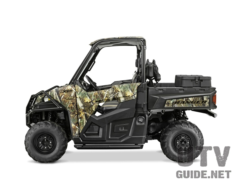 RANGER XP 900 EPS Hunter Deluxe Edition in Polaris Pursuit® Camo