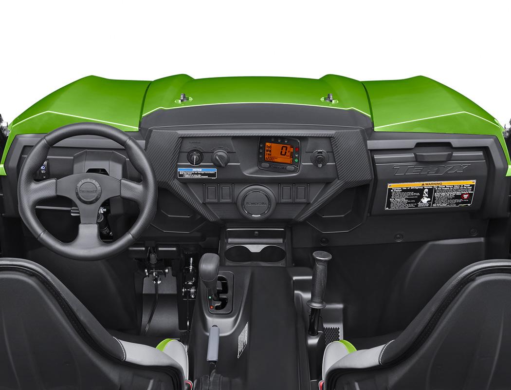 Kawasaki Teryx Cab Noise