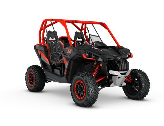 2016 CAN-AM MAVERICK X rs 1000R TURBO
