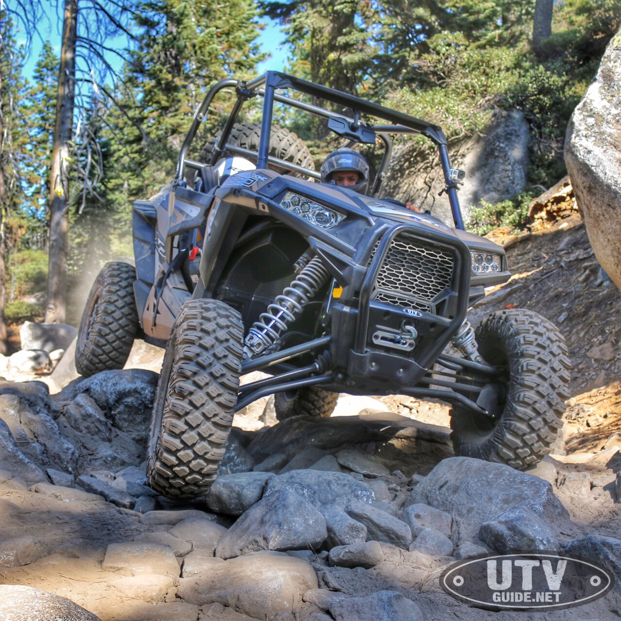 Polaris RZR XP 1000 Rock Crawler Edition