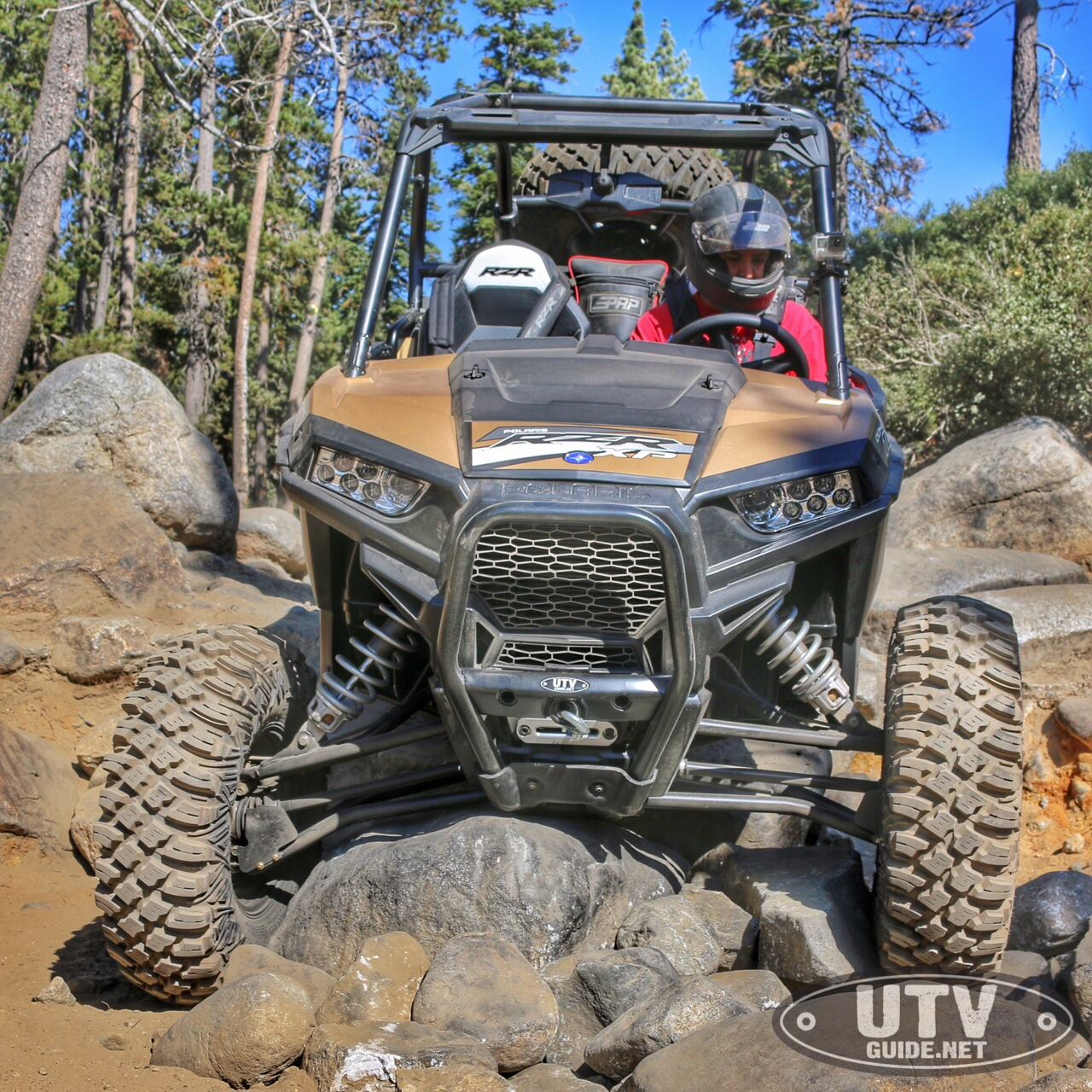 Polaris RZR XP 1000 Rock Crawler