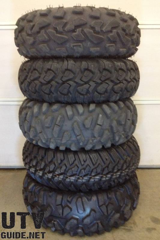 30x10R14 UTV Tire Shootout
