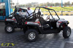 Polaris RZR S in Liwa Oasis, UAE