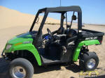 Arctic Cat Prowler with a Turbocharged Rotax 800 EFI