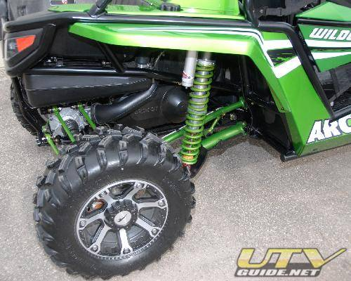 Arctic Cat Wildcat - 1000 H.O engine