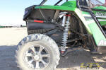 Arctic Cat Wildcat Rear Suspension