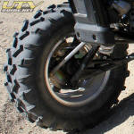 "Arctic Cat Wildcat - 14"" Wheels"