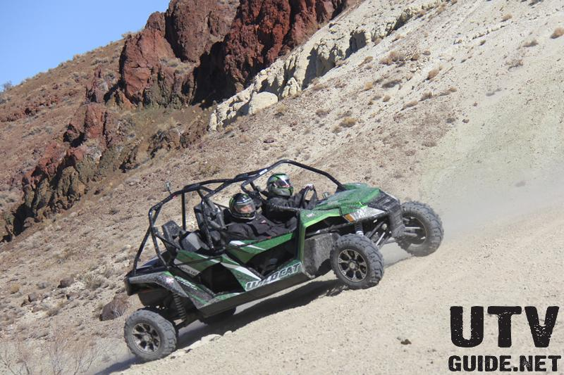 Arctic Cat Wildcat 4