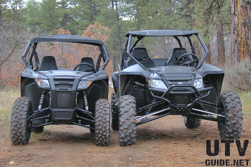 Arctic Cat Wildcat Trail vs. Wildcat