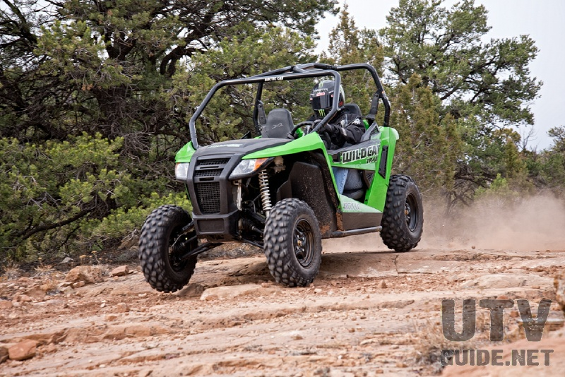 Arctic Cat Wildcat Trail Review