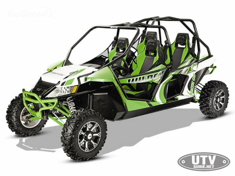 Arctic Cat Wildcat 4X