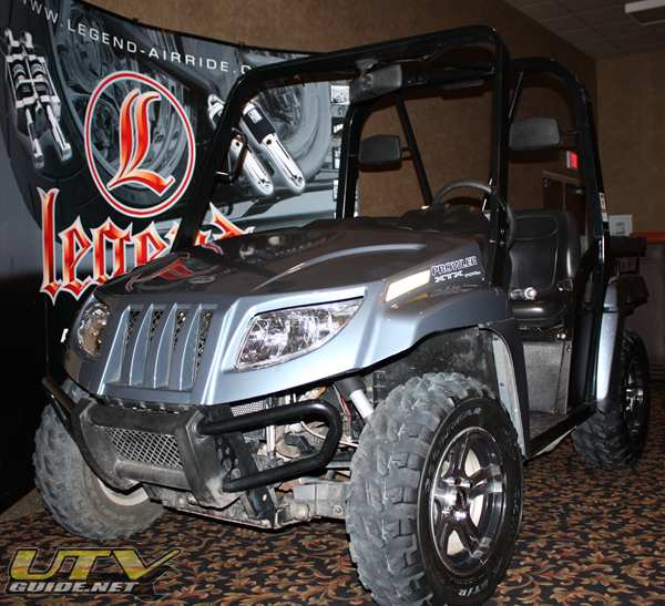 Legend Air UTV Shocks