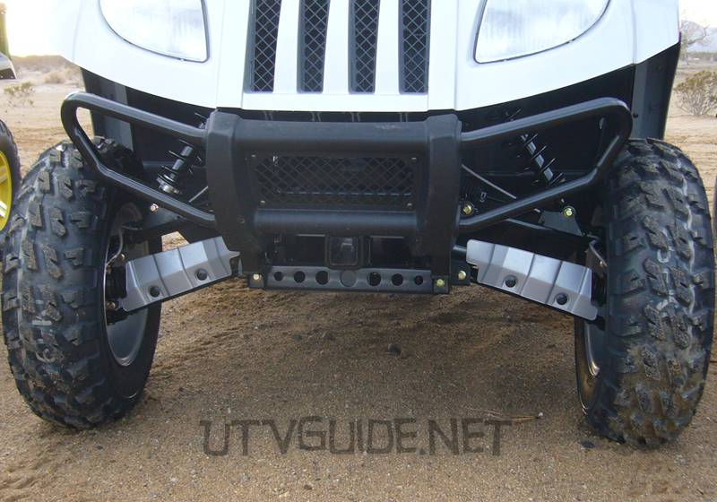 Arctic Cat Prowler Ground Clearance