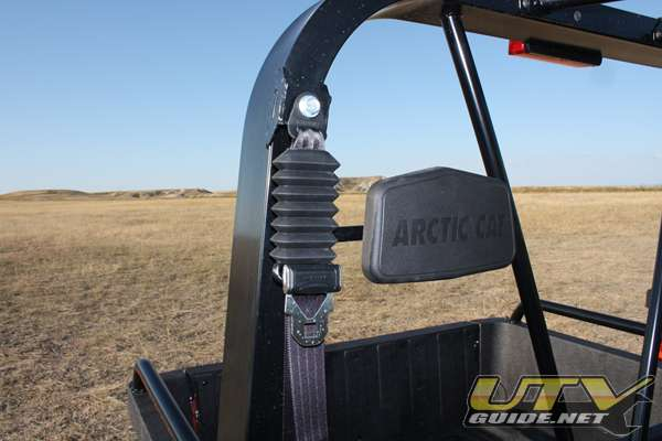 Arctic Cat Prowler 1000 - Seat Belt