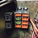 12V Fuse / Relay Panel