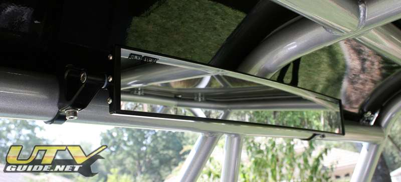 Convex Billet Rear View Mirrors - Axia Alloys