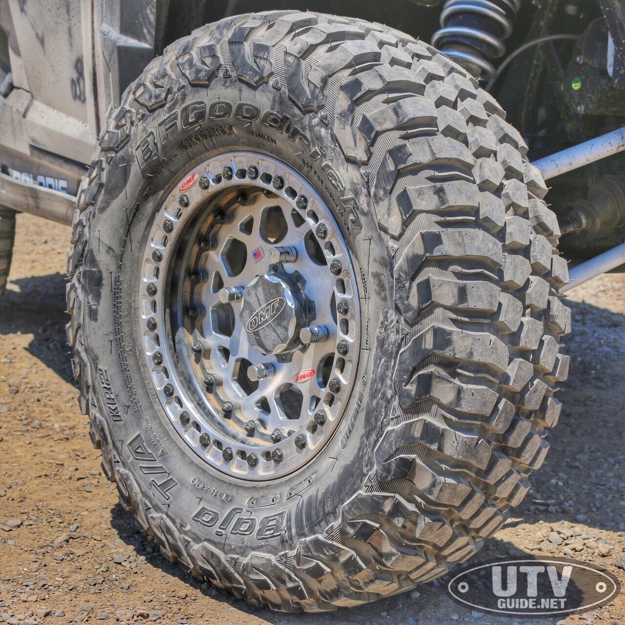 30-inch Tire Shootout 2016 - UTV Guide