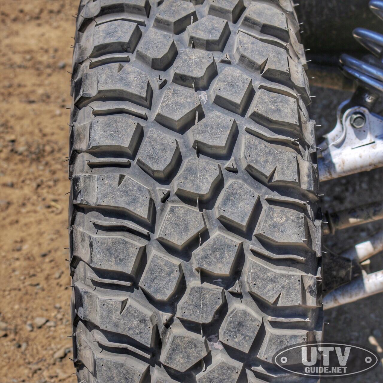 30 inch Tire Shootout 2016 UTV Guide