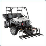 Polaris BOSS Lift & Carry Brush Grapple