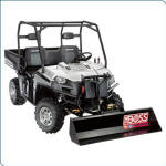 Polaris BOSS Lift & Carry Dump Bucket