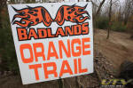 Orange Trail at Badlands Off-Road Park