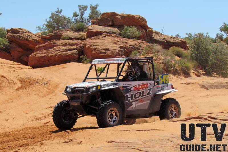 Beau Baron - Polaris RZR XP 900 at WORCS