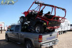 Billet King UTV Truck Rack