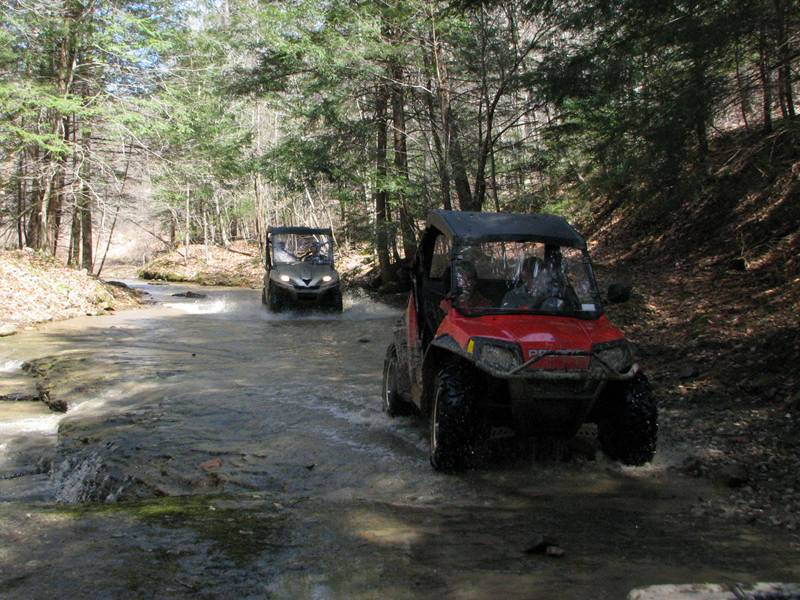 Best Atv 2017 >> Riding UTVs at Brimstone Recreation and Windrock Park - UTV Guide