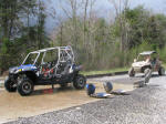 Polaris RZR 4 and Polaris RZR