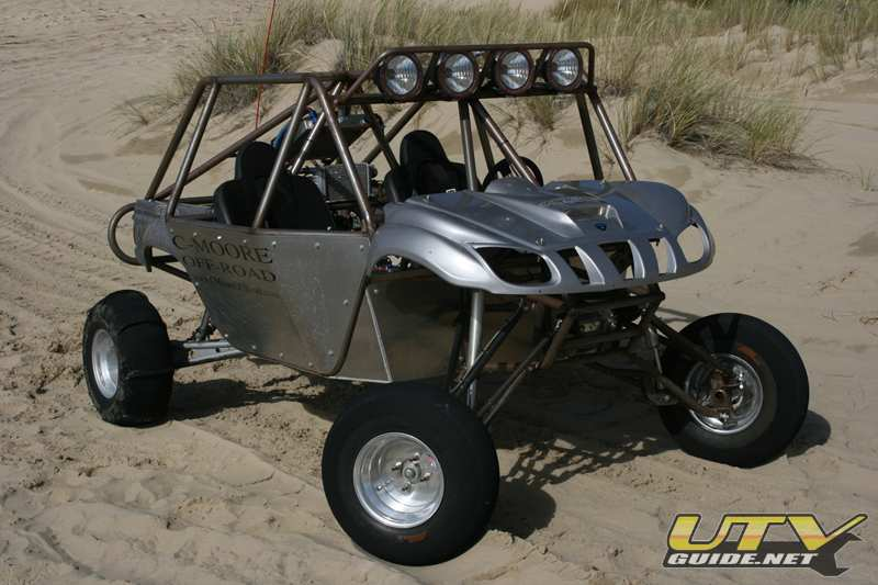 C-Moore Off-Road Side x Side Vehicle